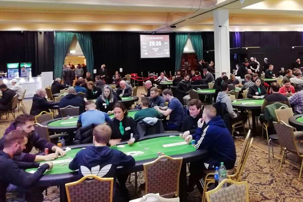 Irish Poker Open event