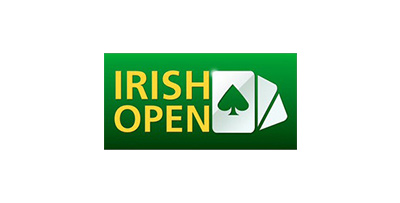 Irish Poker Open logo